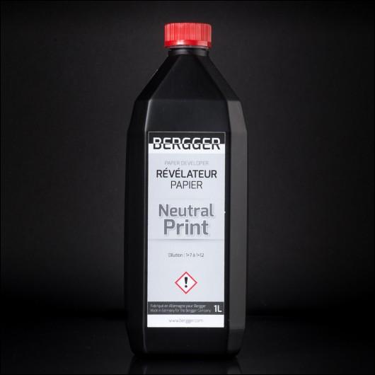 BERGGER Neutral Print Paper Developer